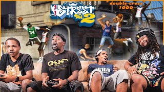 You Won't Believe How It Ends!? (NBA Street Vol.2)