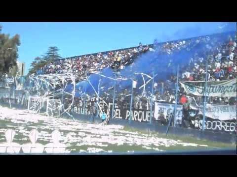 """""""LA GENTE LEPROSA VS Desamparados ( FIESTA EN LA CATEDRAL)"""" Barra: Los Caudillos del Parque • Club: Independiente Rivadavia"""