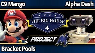 TBH4 PM - C9 Mango (Mario/Fox) vs Alpha Dash (ROB) - Bracket Pools