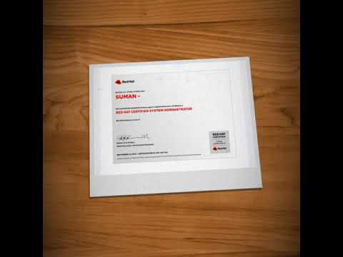 Clear Ansible Certification On RHEL- 8/Red Hat Authorized Training ...
