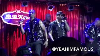 112 Live '  Q Mike Slim Daron '  Album Release Concert in NYC at B.B. Kings 2017