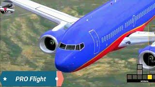 Infinite Flight Simulator - FLIGHT (San Jose) to (oakland) - southwest airline