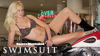 Anne V Becomes A Work Of Art At The Rock & Roll Hall Of Fame | On Set | Sports Illustrated Swimsuit