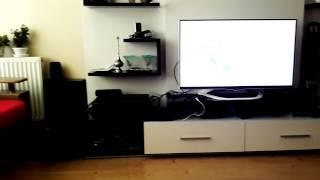 Logitech Z906 And Sherwood RD-5405 (Home Hi-fi) FULL HD 1080P