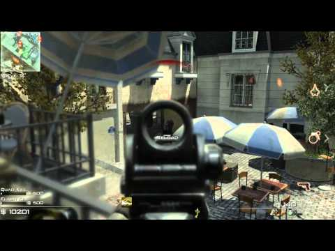 Modern Warfare 3 - ukázka hry (Special Ops) | HouseGaming