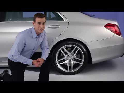 2014 S-Class Run Flat Tires -- Mercedes-Benz USA Owners Support