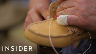 How Sperry Boat Shoes Are Made  | The Making Of