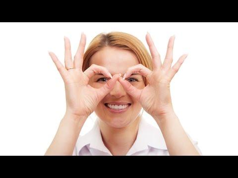 Упражнения восстановления зрения при астигматизме