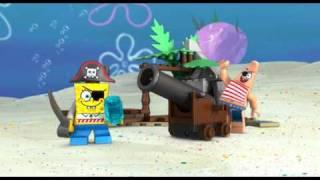 Spongebob Squarepants The Flying Dutchman - LEGO 3817