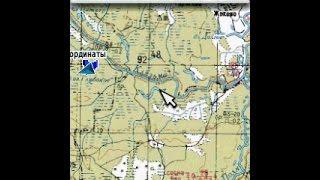 Навигаторы для рыбалки с картами