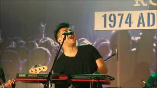 Jati Maya Layepani | 1974 AD The New Line Up | Live Concert in Butwal | Wave Rock Tour - 2017 HD
