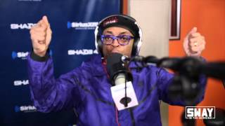 Sway's Universe - Spike Lee Has a Kanye Moment About Chi-Raq on Sway in the Morning
