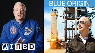 Former NASA Astronaut Explains Jeff Bezos's Space Flight | WIRED