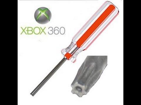 Como desarmar tu control de Xbox 360 Sin un Destornillador Torx 8 ! :D