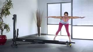 Side Split with Hip Hinge
