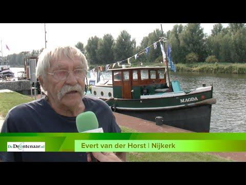 """VIDEO   Evert van der Horst praat vertederd over Magda: """"Als-ie eenmaal de gang krijgt…"""""""