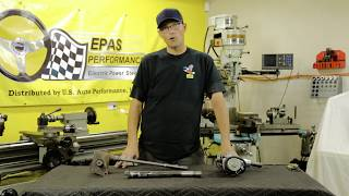 """Elecrtric Power Steering """"How to"""" Installation on 53-56 F100 EPAS Performance"""