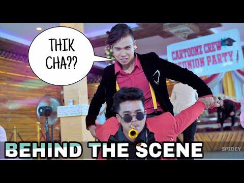 Cartoonz Crew Rap Battle?? | Any Problem  | The Cartoonz Crew | (Behind The Scene ) |