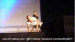 911 - Bodyshakin' Dance Break - Back to the 90s at Glow, Bluewater (2013)