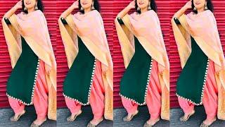 New Punjabi Suit Design || Latest Salwar Kameez Designs || Traditional Punjabi Suit || Kurti Design