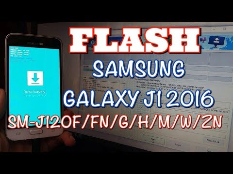 FLASH SAMSUNG GALAXY J1 2016 SM-J120F/FN/G/H/M/W/ZN ANDROID 5 1 1