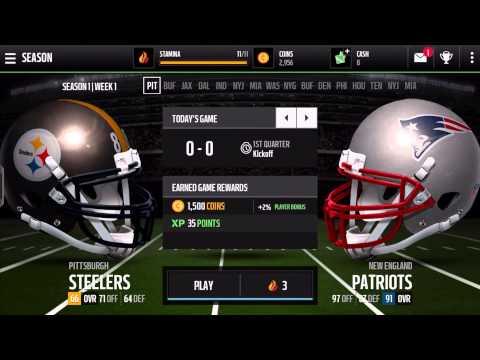 Video of Madden NFL Mobile