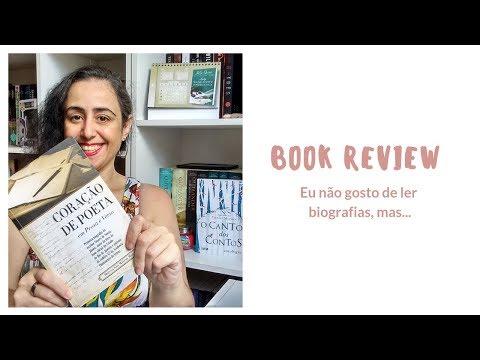 Eu não gosto de ler biografias, mas... (Coração de Poeta)| Thaisa Lima