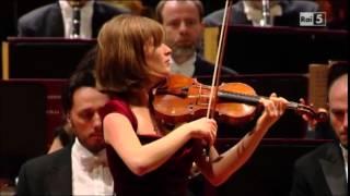 SIBELIUS Violin Concerto●bis | L.Batiashvili, OS.Cecilia, A.Pappano | video 2015 ®