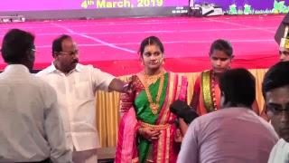 02.03.2019 VIVEKANANDHA EDUCATIONAL INSTITUTIONS FOR WOMEN CULTURALS DAY FUNCTION