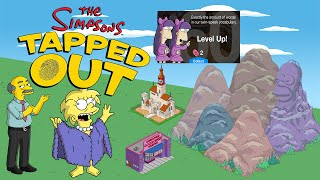 The Simpsons Tapped Out (Level 60   Final Level) All Items