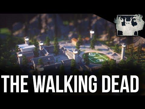 The Walking Dead – Für GLP und Paluten | FREE DOWNLOAD | Minecraft Map