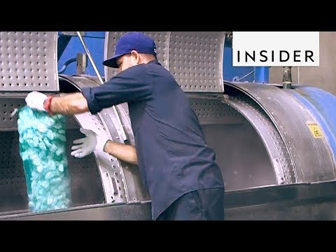 How Stone Washed Jeans are Made
