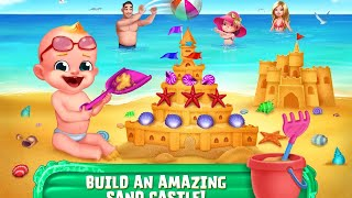 "Summer Vacation ""TabTale Casual Games"" Android Gameplay Video"