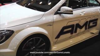 Mercedes-Benz CLA45 AMG (M133) - Essen Motor Show 2013