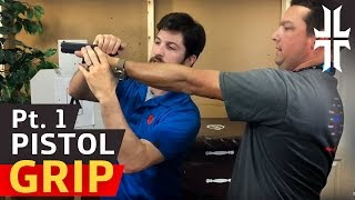 How to Grip a Pistol: The How and Why