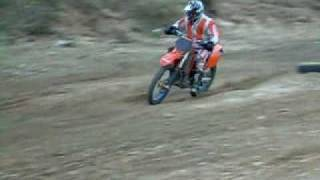 preview picture of video 'KTM cross'