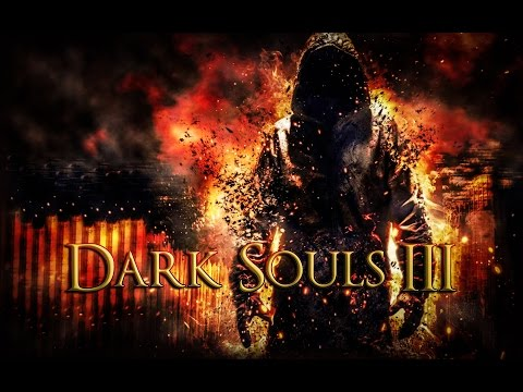 Dark Souls 3 - 40 INT/40 FAITH OP Pyromancer PVP! - игровое