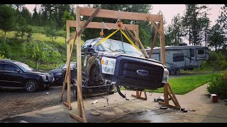 Rebuilding 2013 Ford F350 from Copart prt 4 | CONVERTIBLE