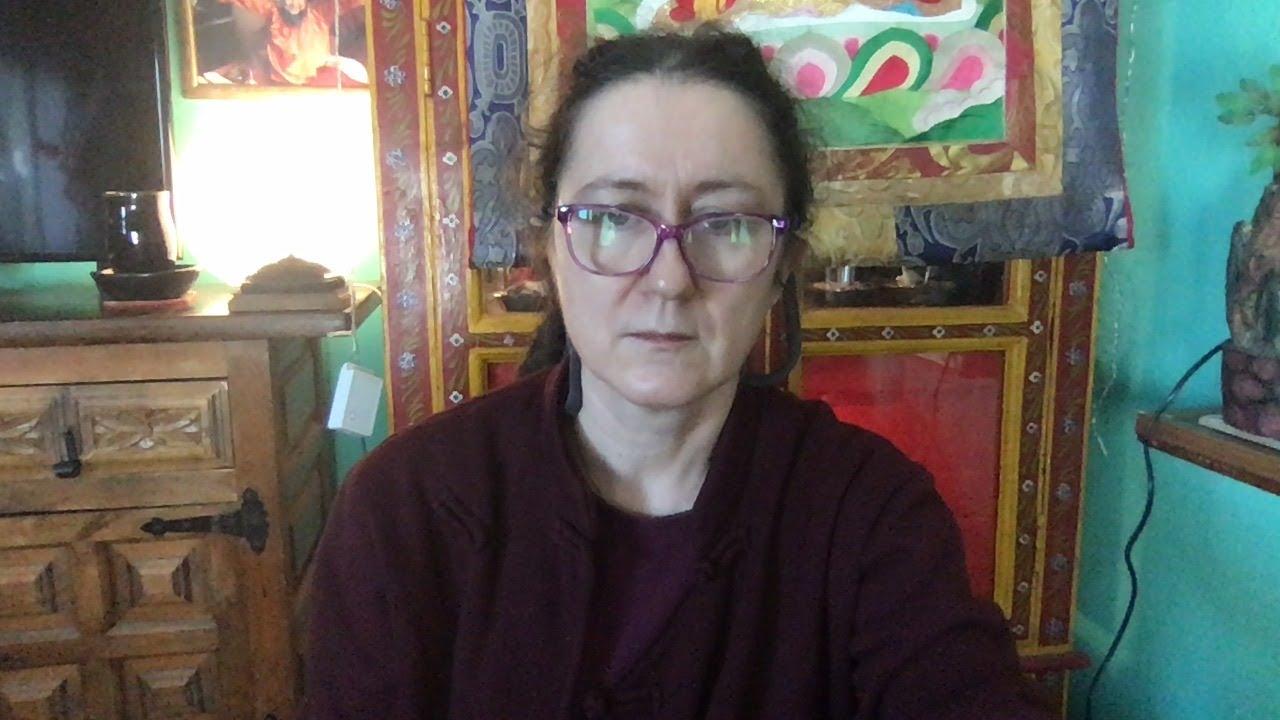 Lama Gangchen Tantric Self-Healing 2- Commentary by Lama Caroline - part 53 (EN)