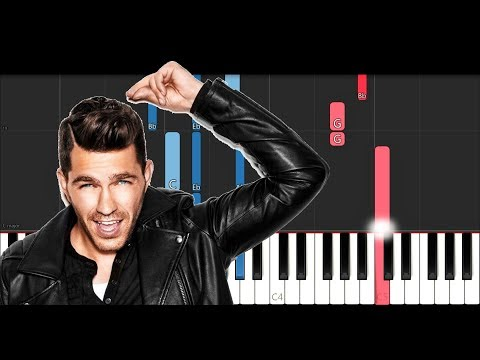 Andy Grammer - Don't Give Up On Me (From Five Feet Apart)(Piano Tutorial)