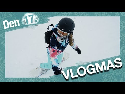 VLOGMAS Den 17. | Vlog z hor!