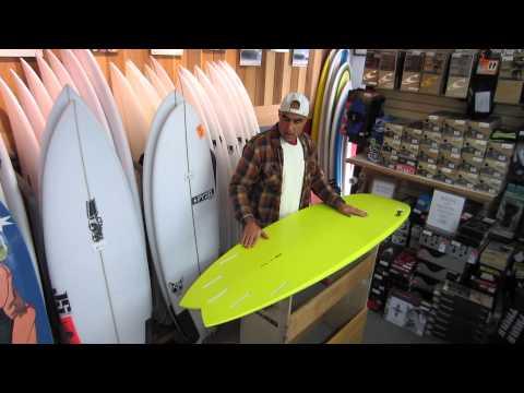 Surfboard Design Series-Tourq surfboard