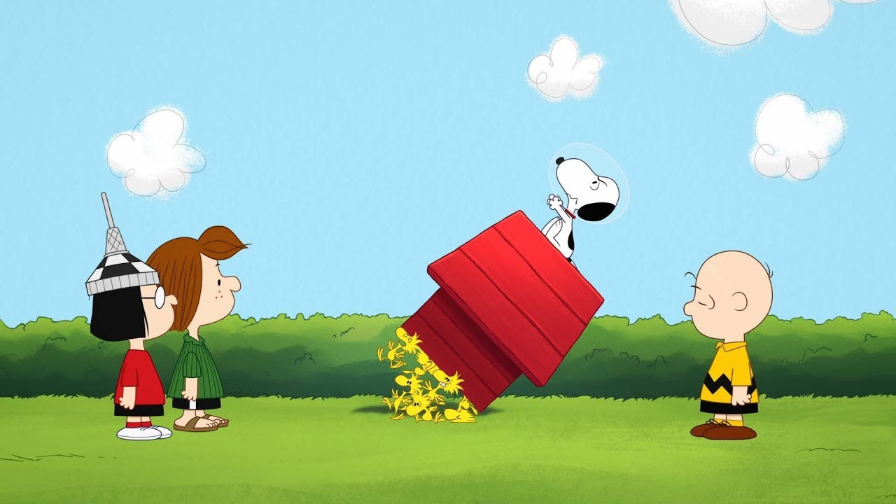 New Trailer: Snoopy in Space, 2019