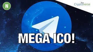 If Telegram Does Their $1.2B ICO... We Win �