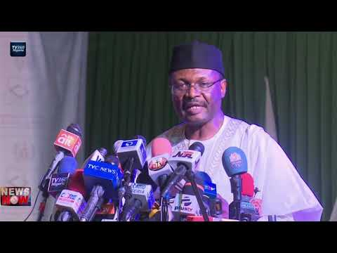 INEC apologises to Nigerians for postponement of polls