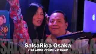 SalsaRica Osaka 2019 New Year Party
