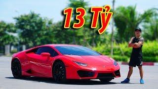 NTN - Đi Mua Siêu Xe Lamborghini Huracan 13 Tỷ VNĐ (Buying A 600.000$ Lamborghini Huracan)