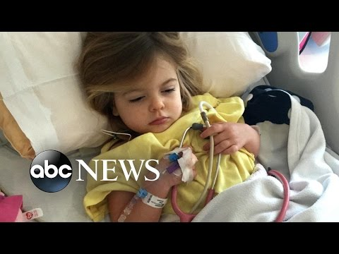Video Hollywood Producer Fights to Save Daughters From Rare Disease