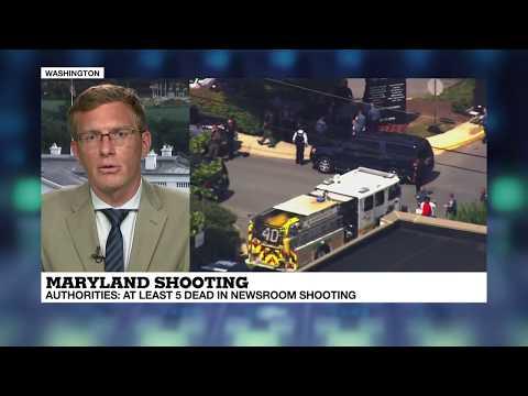 Maryland shooting: update from Washington,