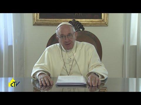 Message vidéo du pape François avant les JMJ de Cracovie